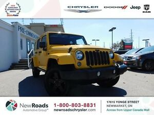 2015 Jeep Wrangler Unlimited 4WD 4dr Wrangler X *Ltd Avail*
