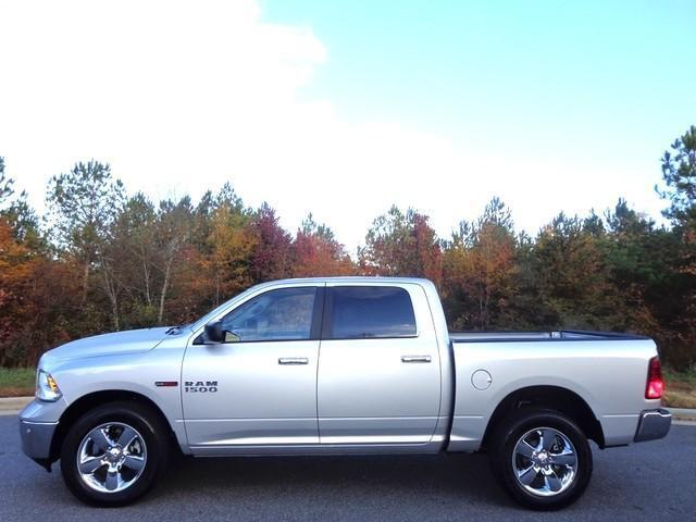 new 2015 dodge ram 1500 4wd 4dr big horn ecodiesel new ram 1500 for sale in newton north. Black Bedroom Furniture Sets. Home Design Ideas