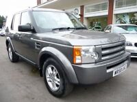 LAND ROVER DISCOVERY 2.7 3 TDV6 GS 5d 188 BHP (grey) 2009