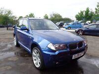 2009 BMW X3 2.0 TDi M-Sport Auto MOT'd Feb 19 £5995