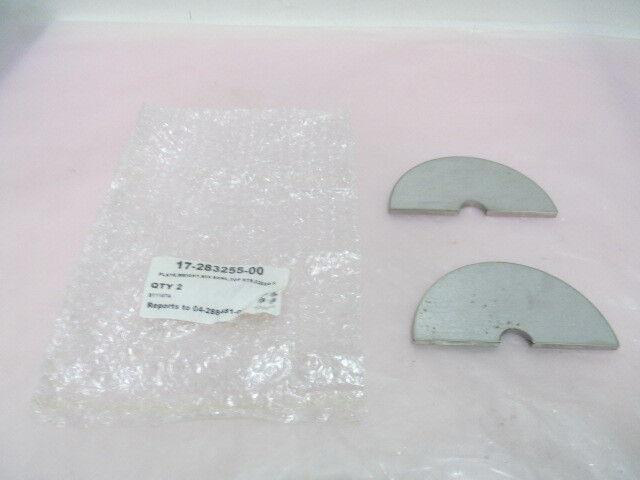 2 Novellus 17-283255-00, Plate, Weight, Mix Bowl, Top HTR, C25EQ-X. 417036