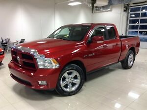 2010 Dodge Ram 1500 SPORT 4X4, 3.92, BLUETOOTH, FOG