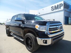 2016 Toyota Tundra Platinum 1794 Edition, PST paid, Nav, leather