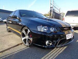 2007 FPV GT BF MkII 40th Anniversary Black 6 Speed Auto Seq Sportshift Sedan Pooraka Salisbury Area Preview