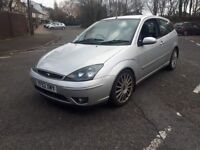 Ford Focus st170 2002 mot service history 3dr ??? Will take partex ???