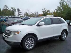 DEAL!$129 BI WEEKLY OAC! 2009 Ford Edge Limited , LEATHER LOADED