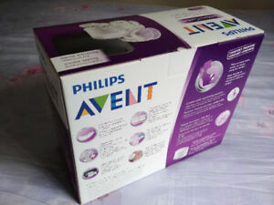 Philips Avent Double Electric Breast Pump (New sealed)