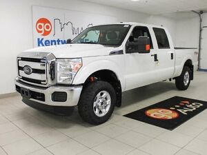 2015 Ford F-250 SO WHAT?? YES ITS WHITE AND RUNS OFF OF GAS....