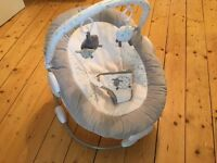 Silvercloud counting sheep baby bouncer (Southside)