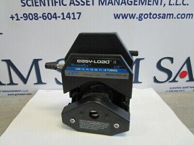 Masterflex Easy-load Ii Model 77201-60 Peristaltic Pump Drive