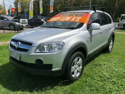 2009 Holden Captiva CG MY09.5 CX (4x4) 5 Speed Automatic Wagon Clontarf Redcliffe Area Preview