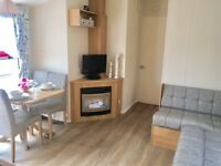 WOW! BRAND NEW STATIC CARAVAN FOR SALE AT COOPERS BEACH, MERSEA ISLAND, ESSEX ***2018 FEES INCLUDED!
