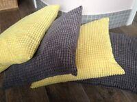 4 x brand new Ikea cushions