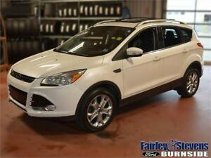 2015 Ford Escape Titanium $193 Bi-Weekly OAC