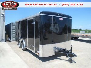 2017 ATLAS 8X16 TANDEM AXLE W/RAMP DOOR PKG -SUMMER SALE London Ontario image 1