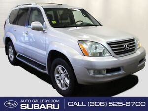 2007 Lexus GX 470 PREMIUM PACKAGE | 7 PASSENGER | FULLY LOADED |