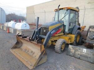 2012 John Deere 310J 4x4 Backhoe