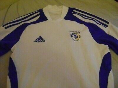Cyprus Kypros Soccer shirt jersey Adidas M vintage 2007 image