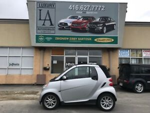 2009 SMART PASSION CONVERTIBLE $5800 ALL IN PRICE