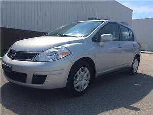 2011 Nissan Versa 1.8 S - Hatchback (price reduced from $7999)