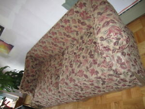 Down Filled Custom Sofa for Sale - Great Condition