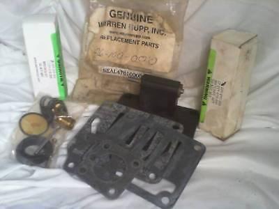 Warren Rupp 476-100-000 Air End Repair Kit - New In Box
