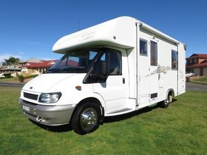 Sunliner Eclipse Motorhome - ISLAND BED – AUTO – LOW KMS Glendenning Blacktown Area Preview