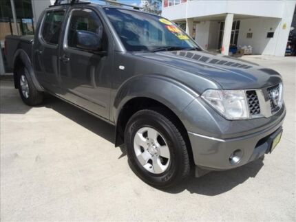 From $94p/w ON FINANCE* 2010 Nissan Navara RX 4X4 Blacktown Blacktown Area Preview