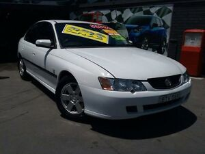 2003 Holden Commodore VY Acclaim White 4 Speed Automatic Sedan Greenacre Bankstown Area Preview