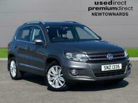 2012 Volkswagen Tiguan 2.0 Tdi Bluemotion Tech Sport 5Dr [2Wd] Estate Diesel Man