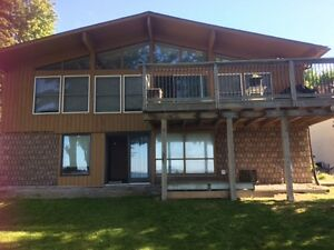 Direct waterfront in Orillia