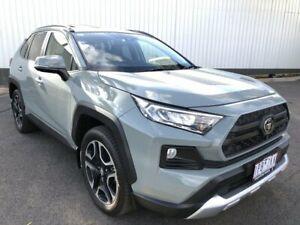 2019 Toyota RAV4 Axaa54R Edge AWD Green 8 Speed Sports Automatic Wagon Oakleigh Monash Area Preview