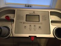 Treadmill Roger Black Platinum edition- Home used only