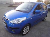 LHD 2010 HYUNDAI i10 1.2 PETROL 5 Door FRENCH REGISTERED