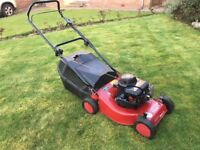 16 inch Petrol Lawn mower in immaculate condition