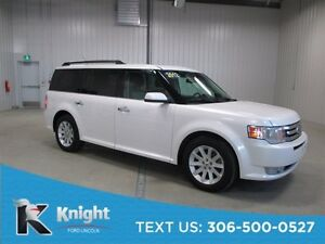 2012 Ford Flex SEL Panoramic Roof
