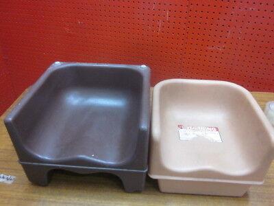 Lot 2 Children Restaurant Plastic Chairs - Send Best Offer Send Offer