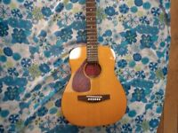 Junior yamaha classical guitar