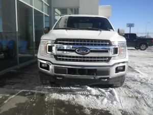 2018 Ford F-150 LOW Mileage XLT With Running Boards