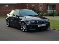 2004 BMW M3 3.2 SMG Coupe 2dr **F/BMW/S/H+HIGH SPEC+LOW MILES**
