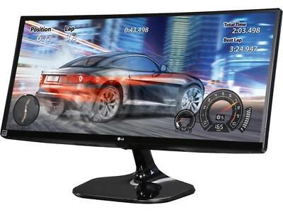 "LG 25UM58-P 25"" Class 21:9 UltraWide Full HD IPS Monitor 5ms 2560 x 1080 75 Hz R"
