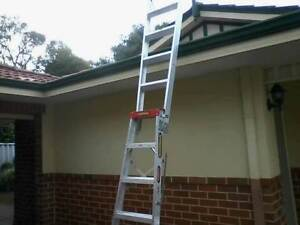 Dual Purpose Ladder, Near New Yokine Stirling Area Preview