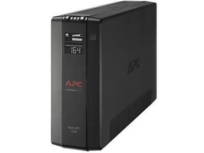 APC BX1500M Back-UPS Pro 1500 VA 900 Watts 10 Outlets Uninterruptible Power Supp