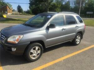 Kia Sportage 2008 $2495 finance maison dispo 514-793-0833