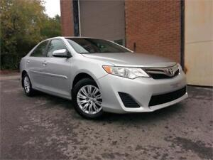 2012 Toyota Camry LE/BLUETOOTH/DEMARREUR-DISTANCE/A/C/FULL ELEC