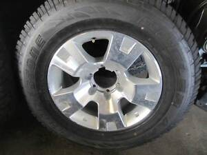 NISSAN PATROL GU ALLOY WHEEL WITH NEW TYRE MAG 4X4 Brooklyn Brimbank Area Preview