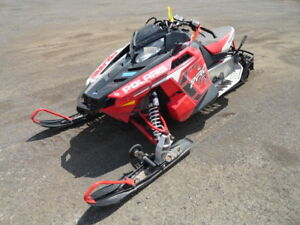 2012 POLARIS RUSH PRO-R SWITCHBACK 800  ** PARTING OUT **