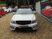 2012 Mercedes-Benz C Class 2.1 C250 CDI BlueEFFICIENCY AMG Sport 2dr Coupe Diese