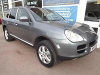 Porsche Cayenne 4.5 Tiptronic auto S S/H £ 5562 of added extras 1 former keeper