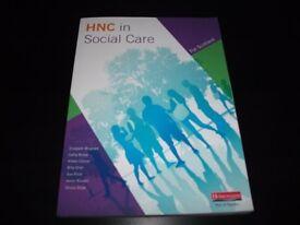 HNC in Social Care